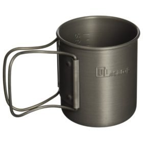 Space Saver Mug Hard Anodized