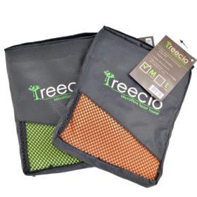 Treecio Microfiber Sport Towel