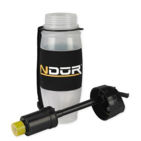 NDuR Flip Top Filtration Bottle, Clear