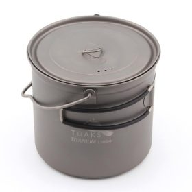TOAKS Titanium Pot 1100 ml w/Bail Handle
