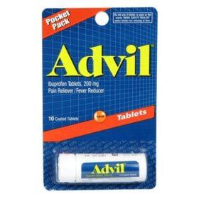 Advil Travel Size