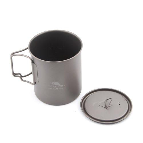 TOAKS Titanium Pot 750 ml