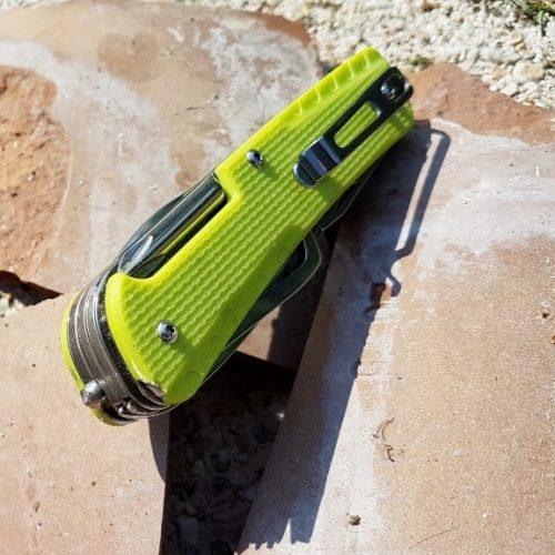 RUIKE TREKKER LD43, RESCUE KNIFE