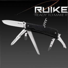 RUIKE TREKKER LD42-B MULTI-TOOL KNIFE