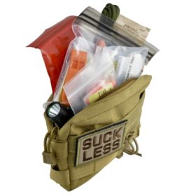 APZ HUNTER ISK INDIVIDUAL SURVIVAL KIT