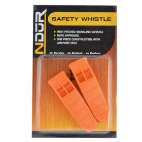 NDuR Safety Whistle, 2-Pack