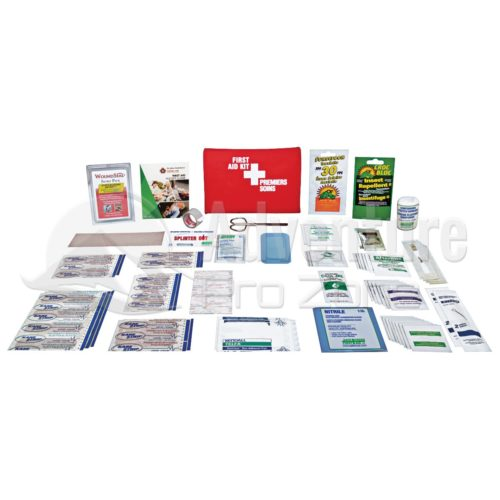Adventure First Aid Kit, Nylon Soft Pack