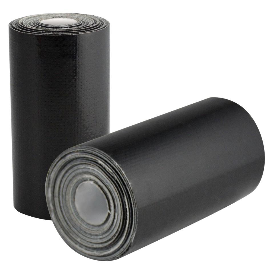 Ust Duct Tape Rolls Black 2 Pack Adventure Pro Zone