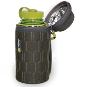 Nalgene Insulated Bottle Carrier with Zip Top