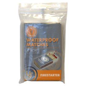 UST Waterproof Matches 4-pk