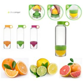 Citrus Zinger Original Water Bottle, 28 oz
