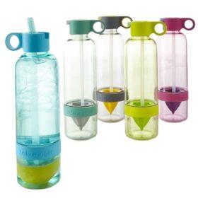 Citrus Zinger Sport Water Bottle, 28 oz