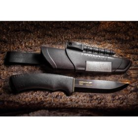 Morakniv Bushcraft Survival Black