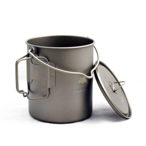 TOAKS Titanium 750 ml Pot with Bail Handle
