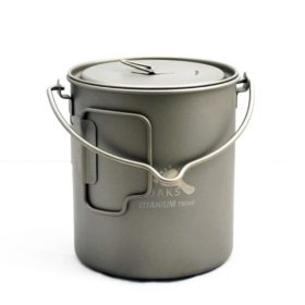 TOAKS Titanium 750 ml Pot with Bail Handle