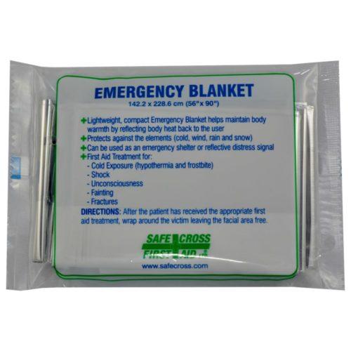 SafeCross Emergency Blanket