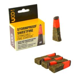 UCO Stormproof Sweetfire Matches, 8-Pack