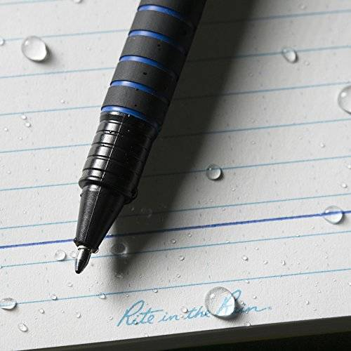 All-Weather Durable Clicker Pen - Blue Ink (No. 93B)