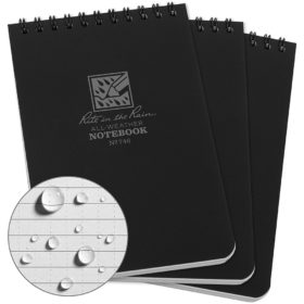 Rite in the Rain All-Weather Notebook 746, 4x6 inch