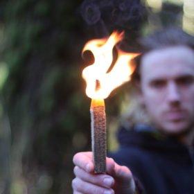 Behemoth Sweetfire Match, 3-Pack