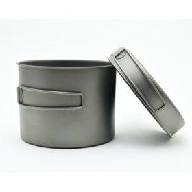 TOAKS TITANIUM 1300 ml Pot with Pan