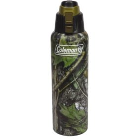 Coleman Double Wall Vacuum Sports Bottle, 1 qt
