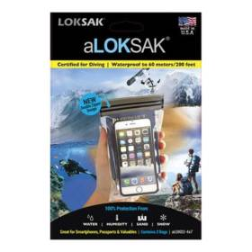 "aLOKSAK Bag 4x7"", 2 Pack"
