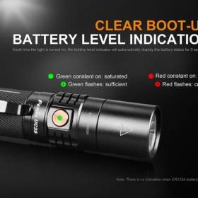 Fenix UC35 V2.0 Flashlight - 2018 model
