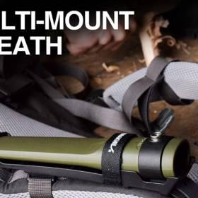 Morakniv Kansbol - Multi-mount sheath