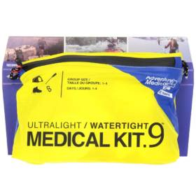 Ultralight Watertight Medical Kit .9
