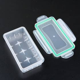 Waterproof Battery Case for 18650, CR123A, 16340