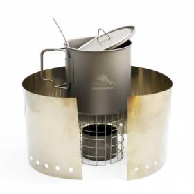 Titanium Alcohol Stove Cook System CS-02