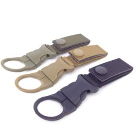 Water Bottle Buckle Hook, Molle Compatible