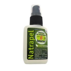 Natrapel Lemon Eucalyptus Spray