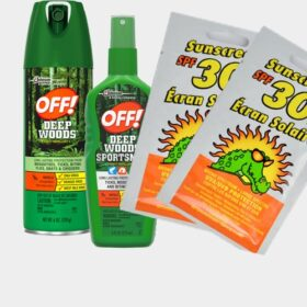 Insect Control & Sunscreen