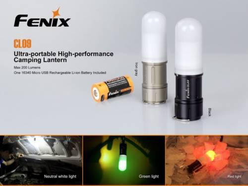 Fenix CL09 Lantern