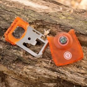 UST Survival Card Tool, Orange