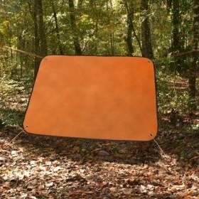 UST Survival Blanket 2.0, Orange/Reflective