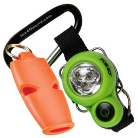 Fox 40 XP Led Light + Micro Whistle