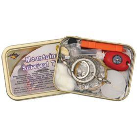 Bushcraft™ BCB Mountain Survival Kit
