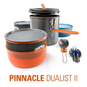 GSI Outdoors Pinnacle Dualist II Cookset