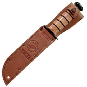 KA-BAR 1217 USMC Fighter Plain Edge