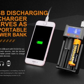 Fenix ARE-D2 Battery Charger