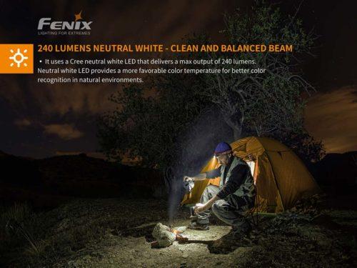 Fenix HM23 Headlamp