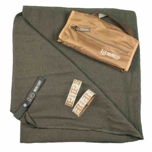Ultra Compact Micro-Terry Towel, Large
