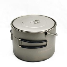 TOAKS TITANIUM POT 1600 ml with BAIL HANDLE