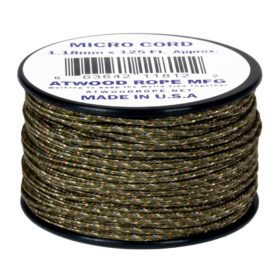 MICRO CORD 1.18 mm, 125 ft