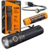 Fenix E30R Rechargeable Flashlight, 1600 lumens