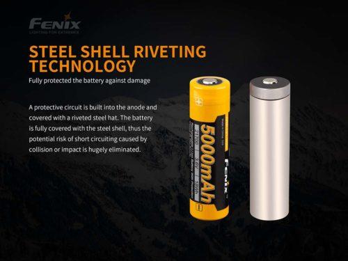 Fenix ARB-L21 5000 mAh Rechargeable Battery