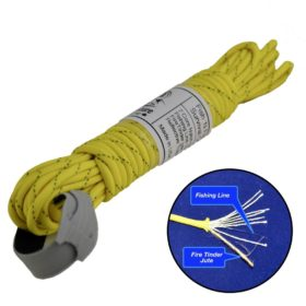 Fish-N-Fire 550 Survival Cord with Reflective Tracer